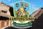 KTI Batukliang Apresiasi Lomba Kampung Sehat Polda NTB.