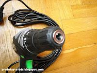 Wiertarko Wkrętarka Sieciowa z 6 metrowym przewodem zasilającym Niteo Tools TD0205-15 z Biedronki