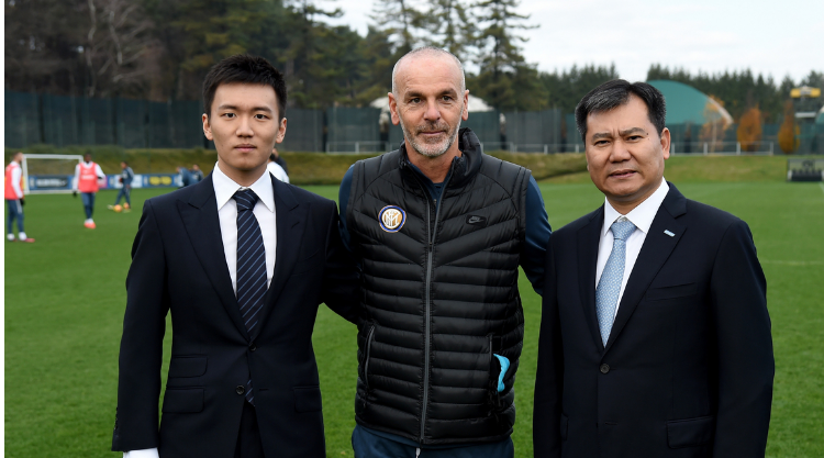 Zhang Jindong arrivato a Milano per il big match di domenica con la Roma