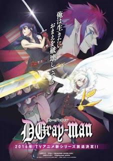 D.Gray-man Hallow الحلقة العاشرة 10 مترجمة أون لاين
