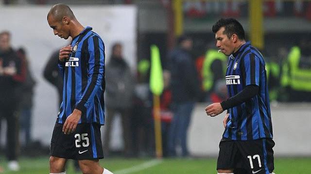 Inter Milan Kalah Tipis 1-0 dari Genoa