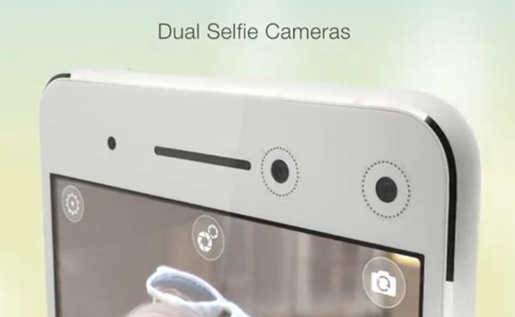 Smartphone Android Dual Selfie Camera Terbaru