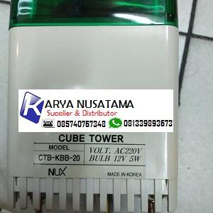 Jual Lampu Cube Tower AC 220V 3 Warna Hanyoung di Gresik