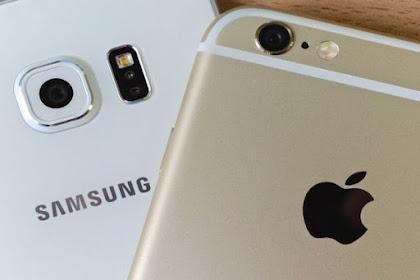 Kelebihan dan Kekurangan Hp Merk Samsung dan Apple