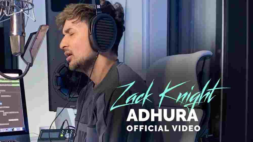 Adhura Lyrics - Zack Knight
