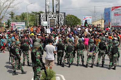 TNI-Polri Merupakan Akar/Jantung Persoalan Kekerasan dan Kejahatan Kemanusiaan di Papua Sejak 1 Mei 1963