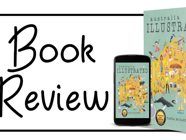 Australia Illustrated: Book Review