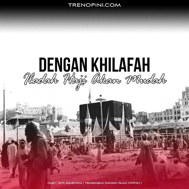 Haji merupakan ibadah yang setiap kaum muslimin pasti ingin menunaikannya, walaupun yang diwajibkan hanya bagi mereka yang mampu. Siapa yang tidak ingin berkunjung ke baitullah, menginjakkan kaki ke tanah suci mekah untuk melaksanakan amalan dan ibadah-ibadah.