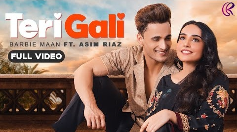 Teri Gali Song Lyrics- Guru Randhawa X Barbie Maan
