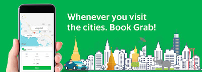 Grab】 Grab Thailand: Discounts, Coupon Codes, Deals from