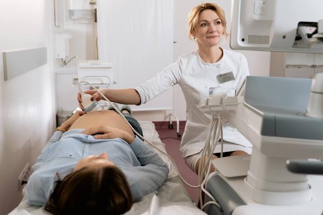 الأخطاء الطبية في الفحص التصويري للحامل