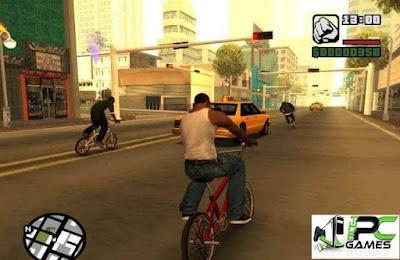 لعبة Grand Theft Auto: San Andreas للكمبيوتر