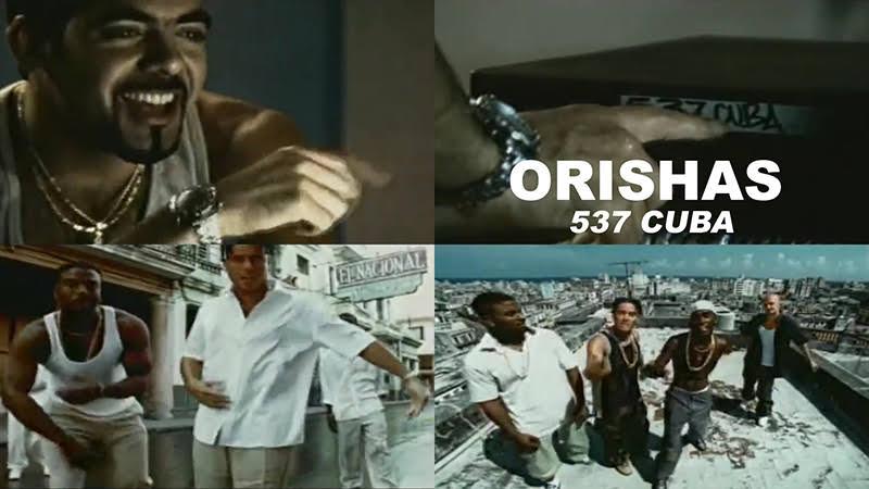 Orishas - ¨537 CUBA¨ - Videoclip. Portal Del Vídeo Clip Cubano