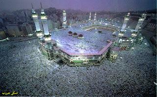 أول عشرة مساجد بنيت على الأرض - المسجد الحرام The first ten mosques were built on Earth - the Holy Mosque