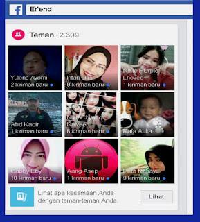 Balada Cinta Media Sosial Facebook