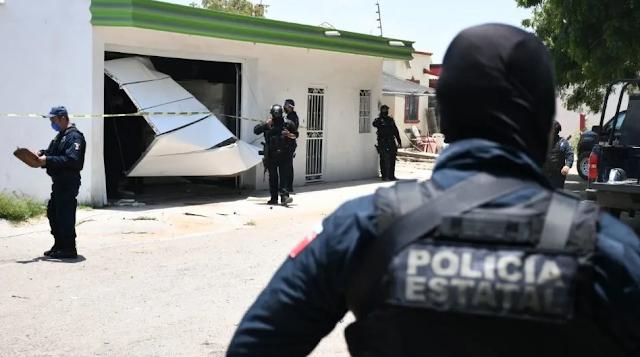 Explota  en Culiacán