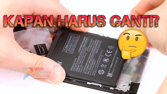 Idealnya Berapa Lama Harus Ganti Baterai Xiaomi dan Bagaimana Cara Mengetahui Serta Menggantinya? Berikut Penjelasan Lengkapnya
