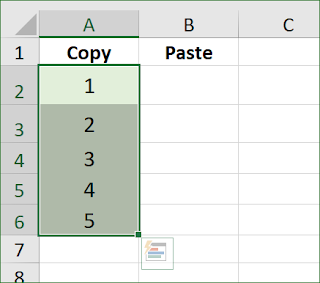 Paste Special Shortcuts Excel