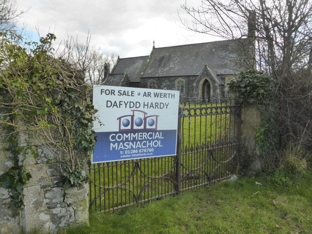 gereja dijual