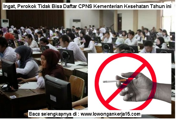 Syarat CPNS Kementerian Kesehatan