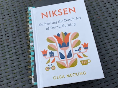 Book review - Niksen by Olga Mecking