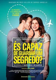 Alexandra Daddario Protagoniza Nova Adaptação de Um Best-Seller de Sophie Kinsella Que Chega aos Cinemas Nacionais em 2020!