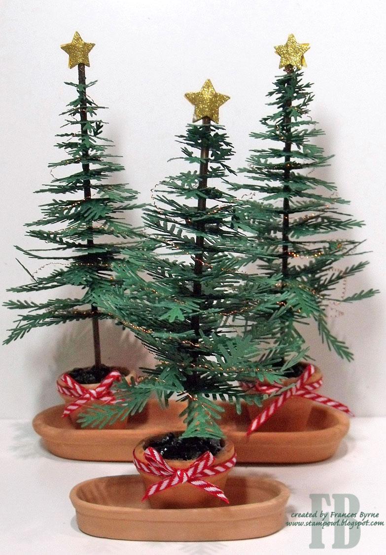 StampOwl\'s Studio: O Christmas Tree!