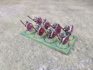 15mm Early Imperial Roman Axulia