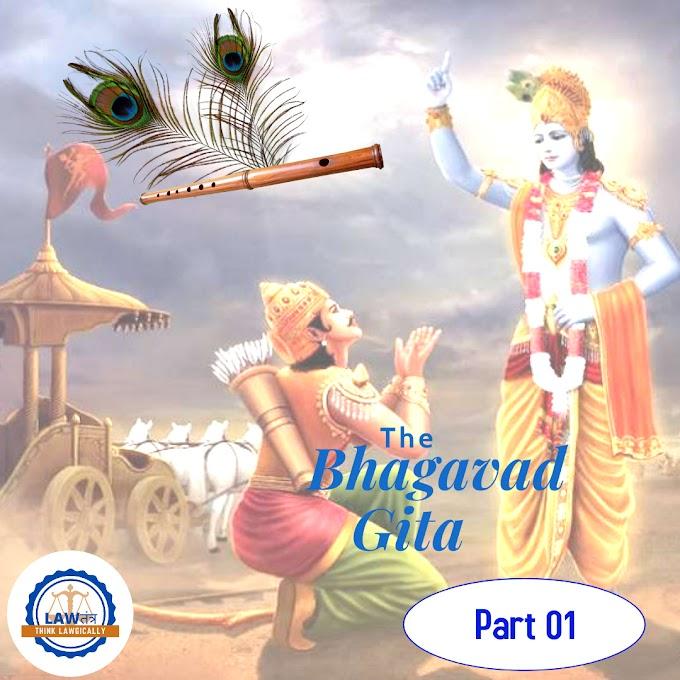 Bhagavad Gita: Chapter 1, Verse 1