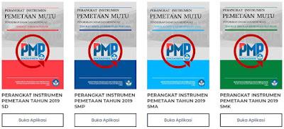Aplikasi dan Instrumen PMP 2019 SD SMP SMA