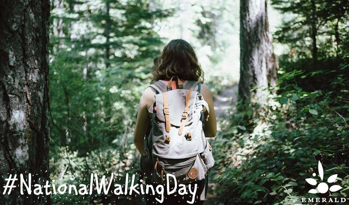 National Walking Day Wishes pics free download