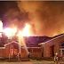 Se Incendia Capilla recién Construida que esperaban los Miembros para Congregarse