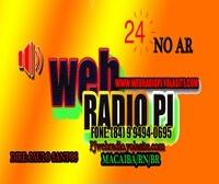 Logo da Rádio PJ