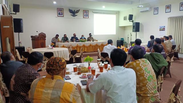 PSBB Kabupaten Karanganyar Berlakukan Jam Malam