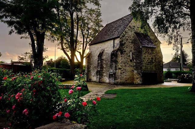 chapelle St Blaise des simples,