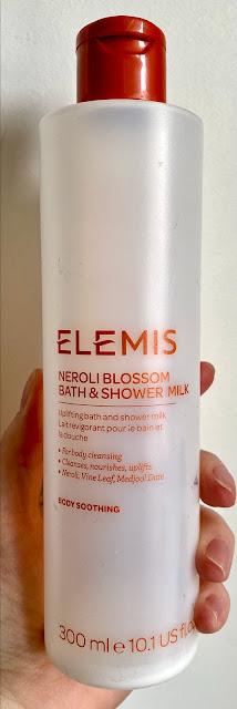 Elemis Neroli Blossom Bath & Shower Milk