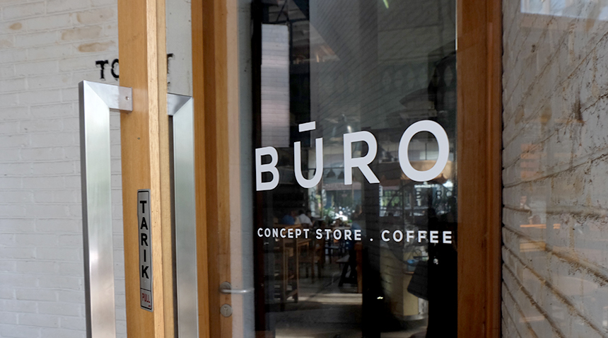 Image result for BŪRO Concept Store & Coffee bali