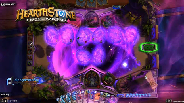 Download Hearthstone Heroes of Warcraft Mod Apk Terbaru 2018