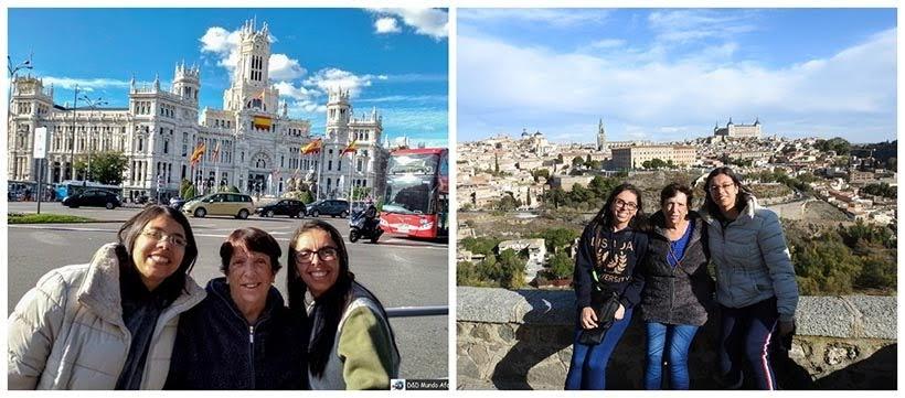 Espanha - Retrospectiva de viagem 2019