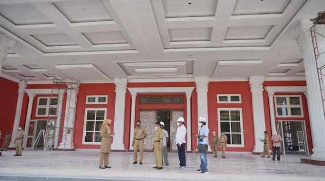 Pembangunan Grha Megawati Telan Puluhan Miliar, Sri Mulyani : Bentuk Cinta Kami pada Bu Mega