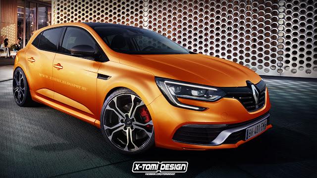 2017 Renault Megane by X-Tomi Design