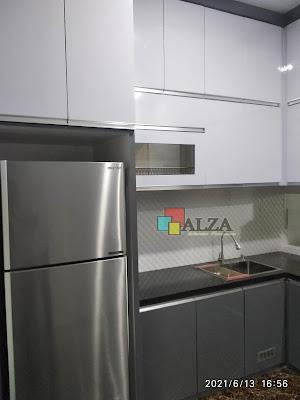 Kitchen Set Gresik alza interior