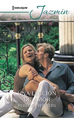 Rebecca Winters - Una Lección De Amor