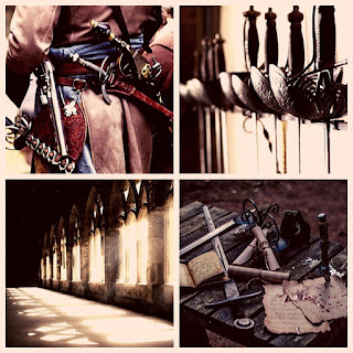 the musketeers aesthetic