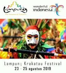 Event Lampung Krakatau Festival - Ajang Pertunjukan Potensi dan Budaya - PesonaLampung.com