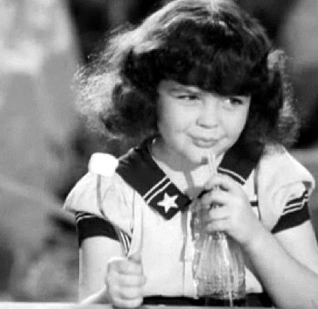 Darla Hood of The Little Rascals • Eve Out of the Garden