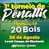 Prefeitura de Manacapuru promove 1º Torneio de Pênaltis