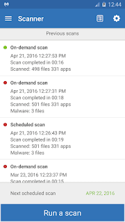 Malwarebytes Anti-Malware Premium v3.7.2.1 APK is Here !