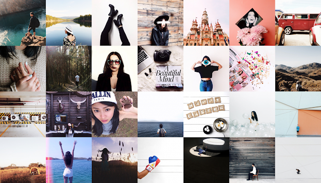 Make Instagram feeds as attractive as possible