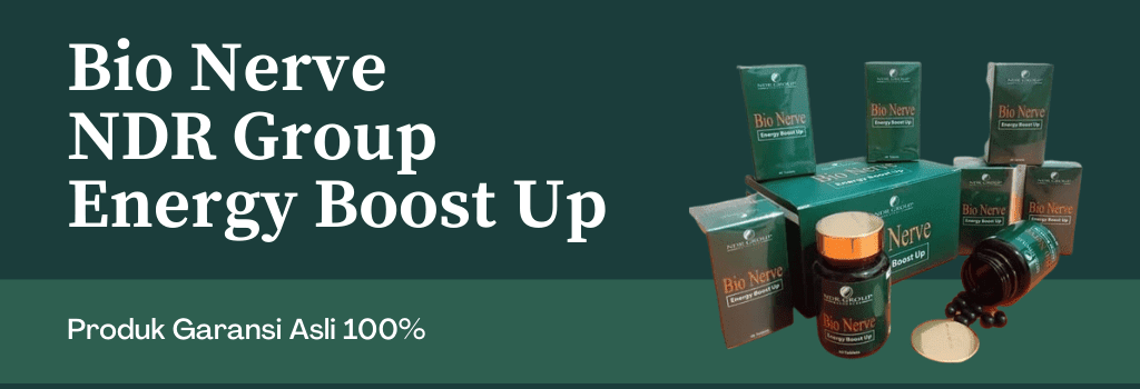 Bio Nerve  NDR Group  Energy Boost Up